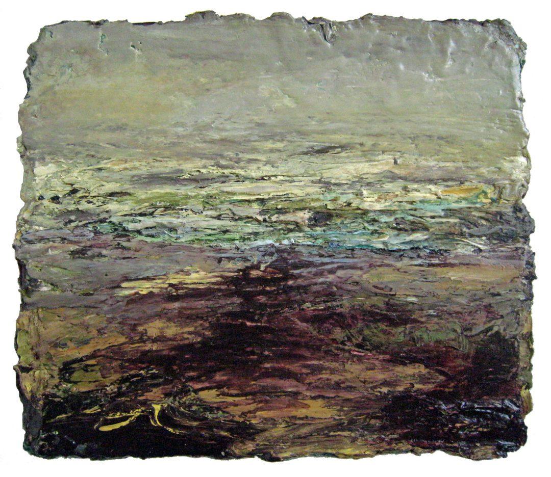 anne-manoli-peinture-2009-emulsion-huile-sur-toile-51cmx60cm-terre-d-eau-collection-particuliere