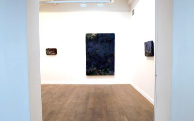 Exposition Anne Manoli: Le banquet des Nymphes , Galerie Nicolas Deman, Paris