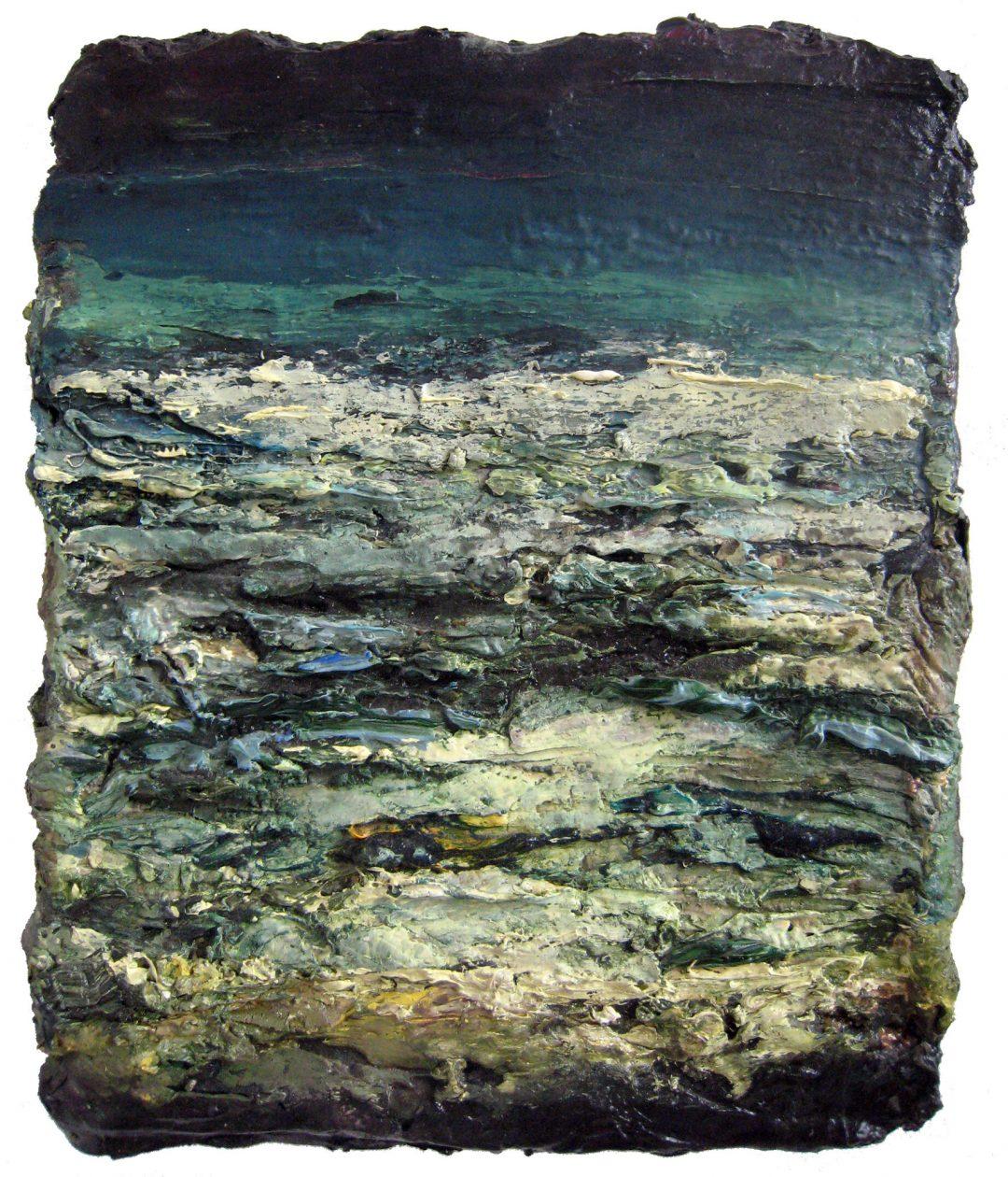 anne-manoli-peinture-2007-emulsion-huile-sur-toile-27cmx22cm-terre-d-eau-collection-particuliere