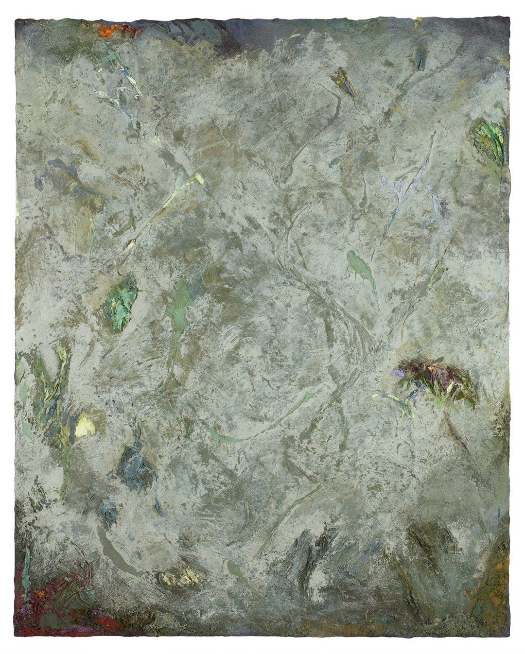 anne-manoli-2018-peinture-huile-emulsion-et-cire-sur-toile-167cmx133cm-serie-les-moires-galerie-nicolas-deman-paris-