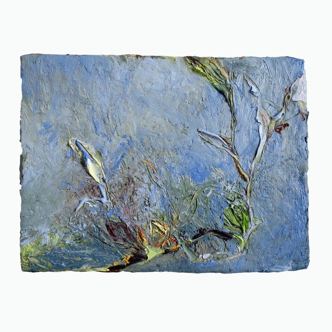 anne-manoli-2017-peinture-cire-emulsion-et-huile-sur-bois-30cmx40cm-serie-sauvage-est-le-vent-galerie-nicolas-deman-paris-collection-particuliere-